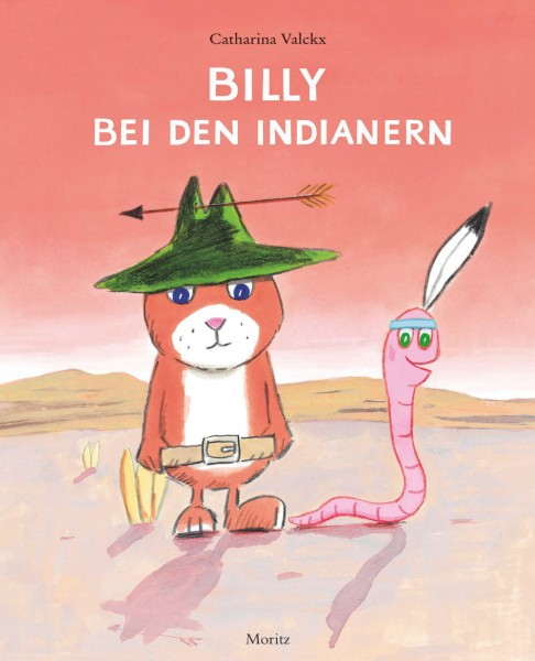 Billy bei den Indianern