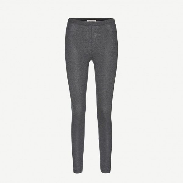 Shiva Leggings dark grey melange