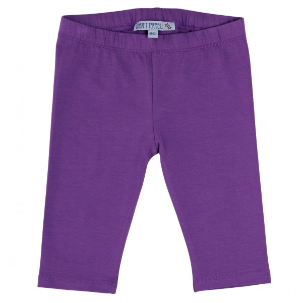 3/4-Leggings Dark Lavender