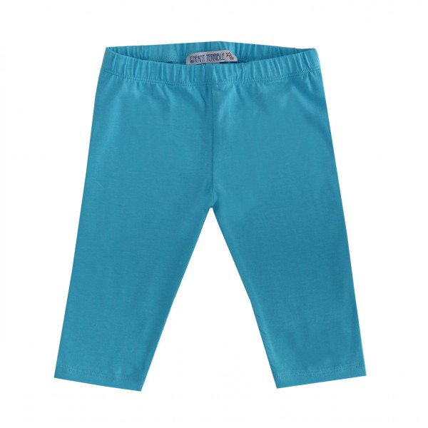 3/4-Legging in Aqua