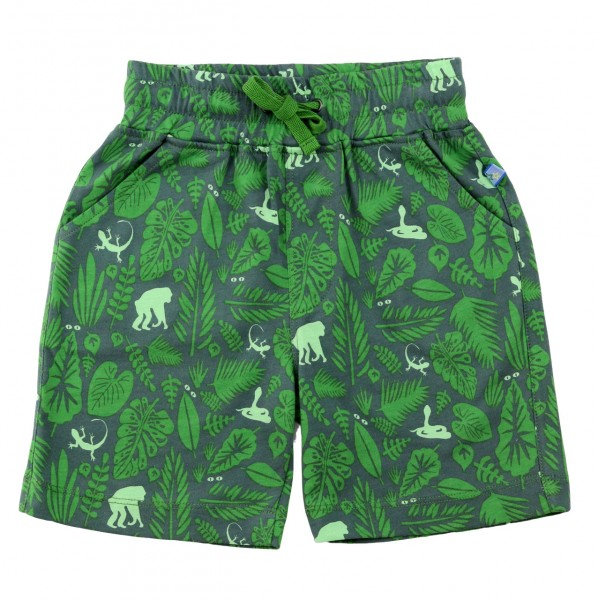 Jerseyshorts Jungle Print