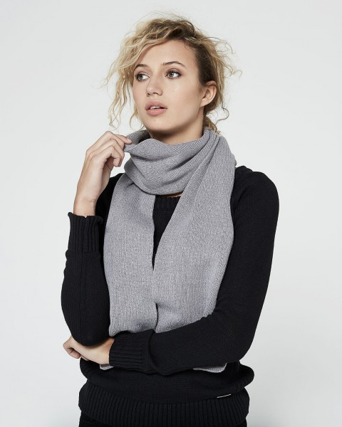 Scarf Light Grey