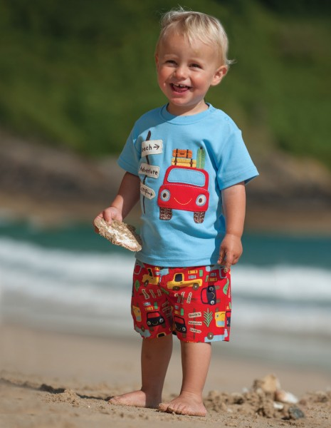 Little Ollie Applique T-Shirt