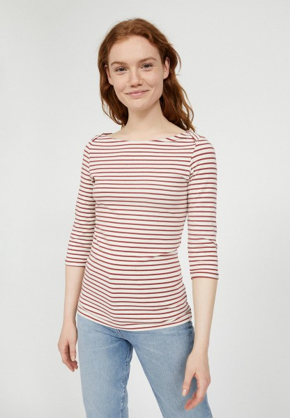 Longsleeve 3/4-Arm Dalenaa Stripes